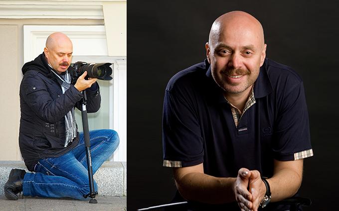 видеооператор Сергей Головань